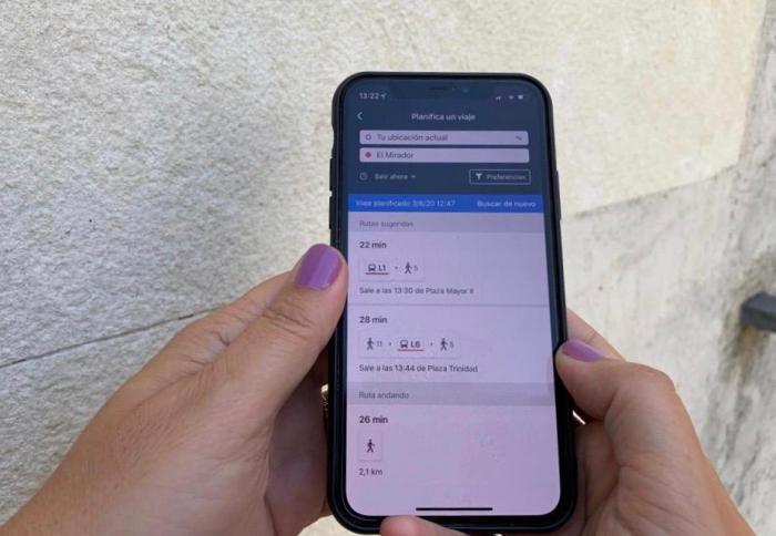 Ayuntamiento y Líneas Urbanas Conquenses ponen en marcha la aplicación 'Moovit' con información del Servicio de Autobús en tiempo real