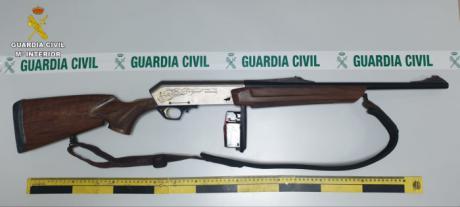La Guardia Civil ha detenido a tres personas por una tentativa de homicidio tras una discusión familiar en Polán