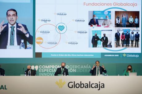 Globalcaja, solvencia y compromiso revalidan el éxito de un modelo diferencial de hacer banca