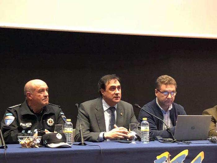 Cuenca acoge la Asamblea Regional del Sindicato Profesional de Policía Local de Castilla-La Mancha