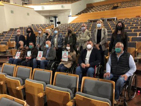 El Teatro Auditorio 'José Luis Perales' mejora sus condiciones de accesibilidad
