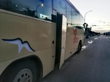 Educación ya ha abierto un expediente de penalidades a la empresa adjudicataria de la ruta de transporte escolar de El Pedernoso