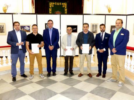 Diputación abre sus puertas a un recorrido muy particular por el patrimonio arquitectónico conquense