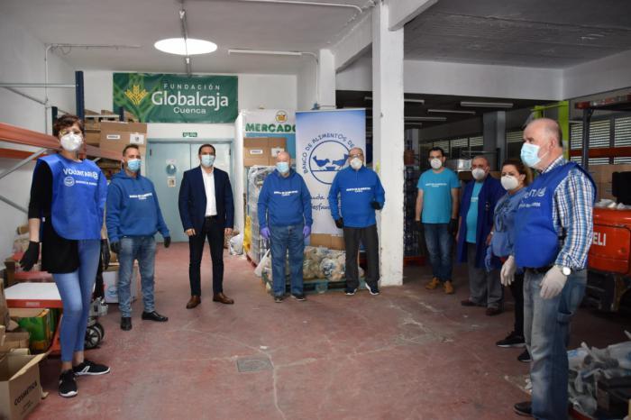 La Diputación destinará 120.000 euros extraordinarios para atender las necesidades básicas de los conquenses
