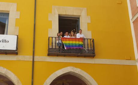 El Ayuntamiento se suma a la celebración del Orgullo LGTBI