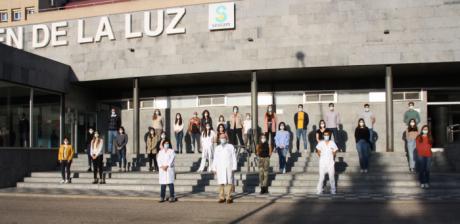 La Gerencia del Área Integrada recibe a los 25 nuevos residentes que inician su periodo de formación en Cuenca