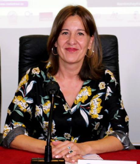 En imagen Blanca Fernández Morena