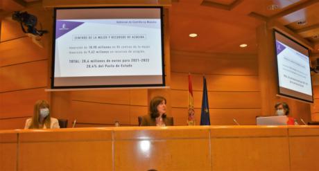 Castilla-La Mancha demanda la institucionalización del Pacto de Estado contra la violencia de género