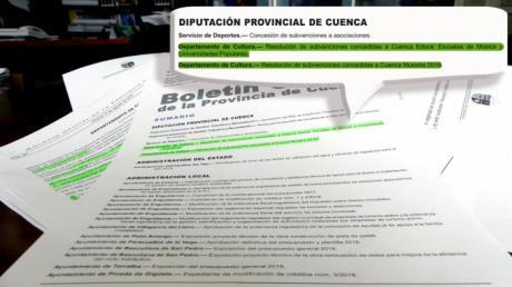 Diputación otorga 170.000 euros en ayudas para la formación y dinamización cultural en 131 municipios