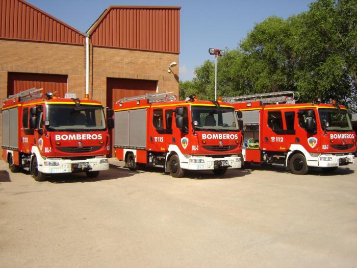 Servicios Especiales de Prevención y Extinción de Incendios de Albacete