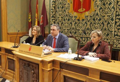 Ángel Mariscal califica de muy satisfactoria la presencia de la oferta turística de Cuenca en FITUR 2018