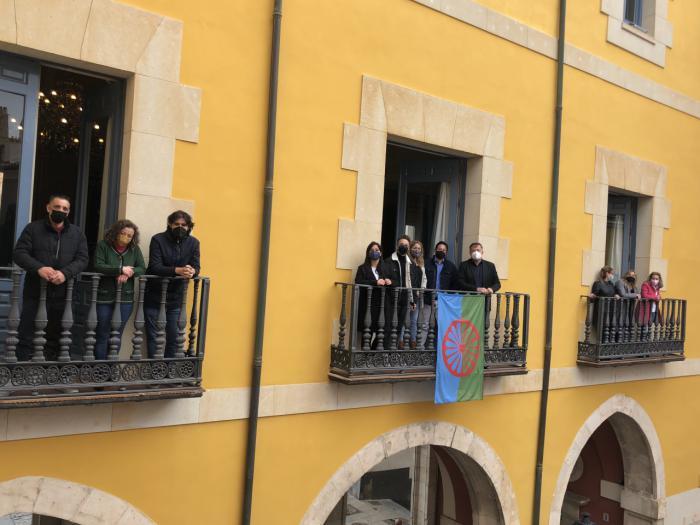 El Ayuntamiento se suma a la conmemoración del Día Internacional del Pueblo Gitano
