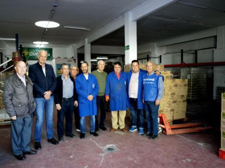 Empieza la distribución de la segunda fase del Programa de Ayuda Alimentaria 2019 en el que se verán beneficiadas más de 8.000 personas en la provincia