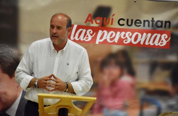 """Martínez Guijarro lamenta el pago de 7 millones de euros por la decisión """"arbitraria"""" de Cospedal de parar las obras del hospital"""