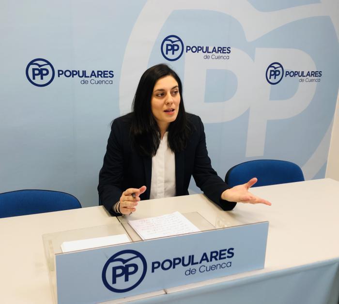 Beatriz Jiménez, diputada nacional por el PP