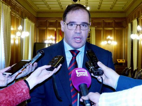 Prieto se congratula de la inclusión de los proyectos de Noheda, Moya y Horcajo en el programa del 1,5% Cultural