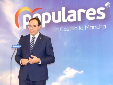 """Prieto: """"Convertiremos el 28 de abril en una oportunidad histórica para consolidar el cambio en España con Pablo Casado"""""""