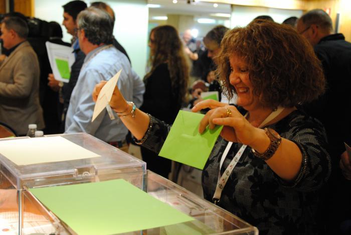 Berta Ábalos continúa al frente de CSIF Cuenca