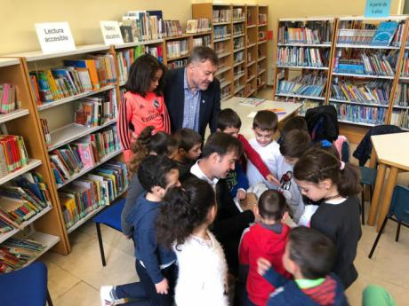 La Biblioteca Municipal recibió una media de 300 visitas diarias durante el año pasado