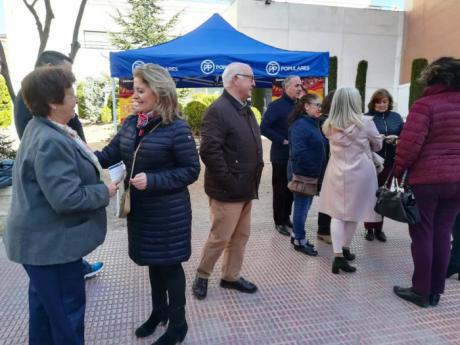 """Bonilla apela al voto responsable para evitar """"que Pedro Sánchez siga desgobernando España y poniendo en riesgo la unidad nacional"""""""