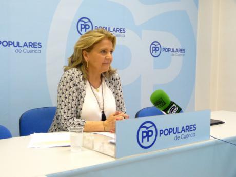 """Bonilla: """"Sánchez representa la historia de un fracaso personal y político que compromete seriamente el presente y el futuro de España y de Cuenca"""""""