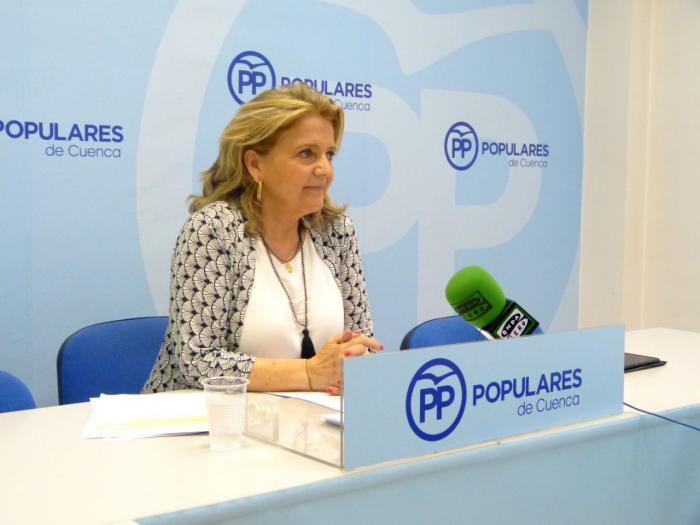 En imagen María Jesús Bonilla