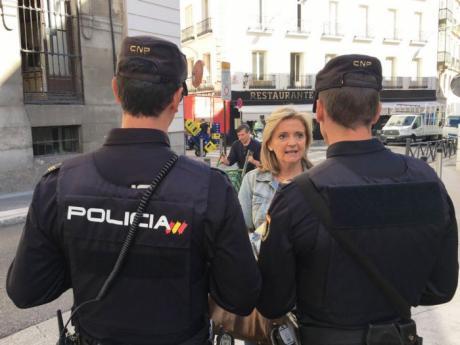 """Bonilla califica de """"histórico"""" el compromiso del Gobierno de Rajoy con la equiparación salarial de la Policía Nacional y la Guardia Civil con el resto de Fuerzas de Seguridad del Estado"""