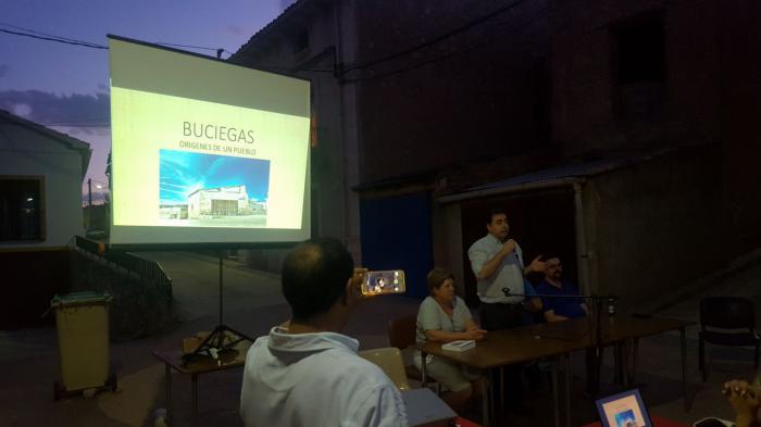 La Diputación apoya al pueblo de Buciegas en la difusión de su historia