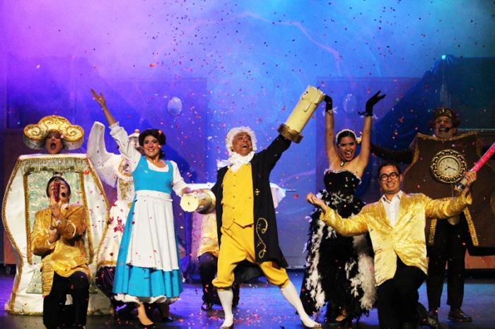 """""""La Bella y La Bestia, el Musical"""" llega a Las Pedroñeras"""