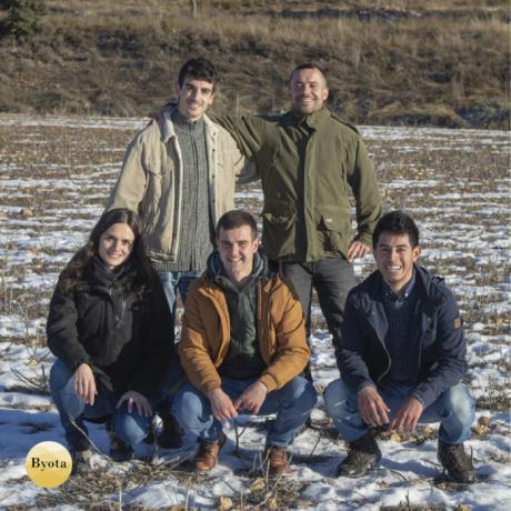Byota multiplica las posibilidades del cultivo y comercialización de la trufa