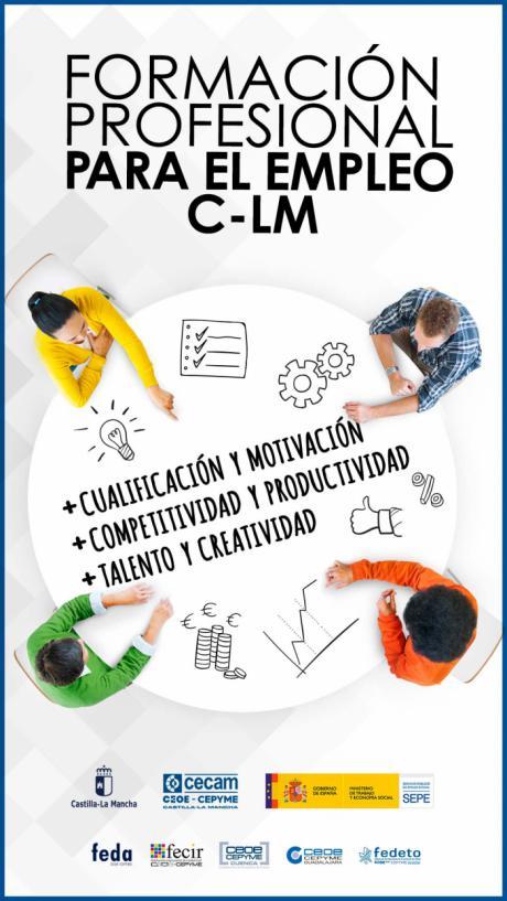 El Servicio de Asesoramiento FPEmpleoCLM de CEOE CEPYME Cuenca trabaja para acreditar las competencias laborales