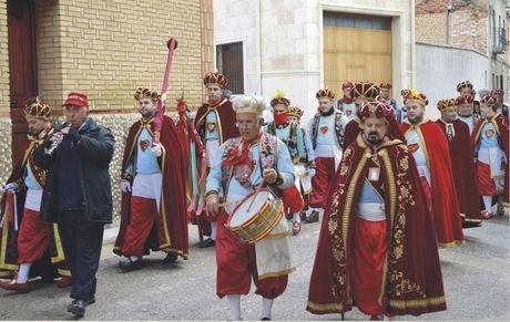 Valera celebra sus fiestas de Moros y Cristianos