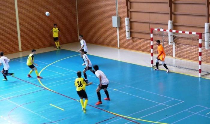 Arrancan las competiciones de fútbol y futbol-sala del Campeonato Regional de Deporte en Edad Escolar en Cuenca
