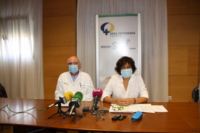 El área de salud de Cuenca hace 400 PCR diarias, el doble que en primavera
