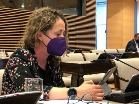 Gracia Canales, diputada nacional por el PSOE de Cuenca
