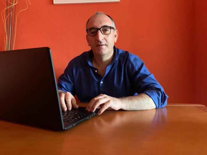 Carlos Muelas, diputado de Asistencia a Entidades Locales