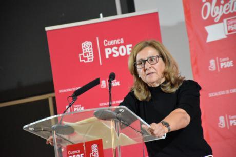 """PSOE: """"Si el colegio de Fuentelespino de Haro no está abierto es porque lo cerró Cospedal con el beneplácito de Prieto"""""""