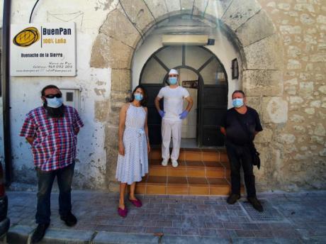 """""""El pequeño comercio en los municipios menos poblados han sido un pilar fundamental durante la pandemia de la Covid-19"""""""