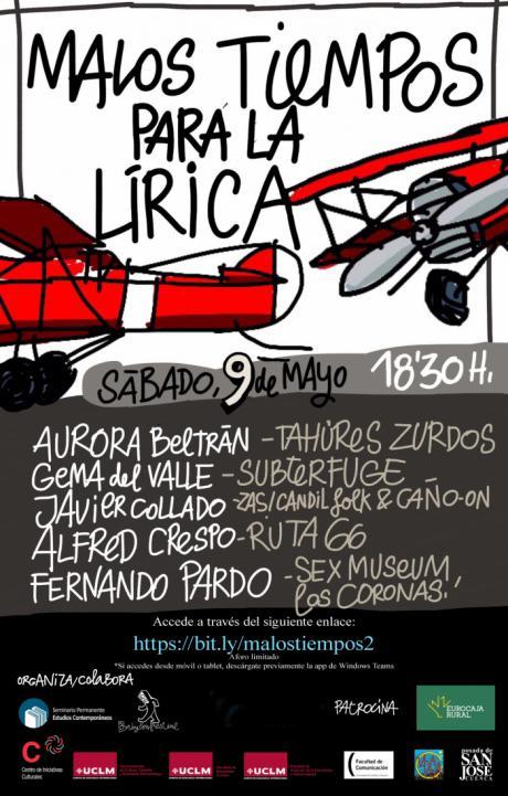 II Encuentro Virtual: 'MALOS TIEMPOS PARA LA LÍRICA. Radiografía del panorama musical independiente