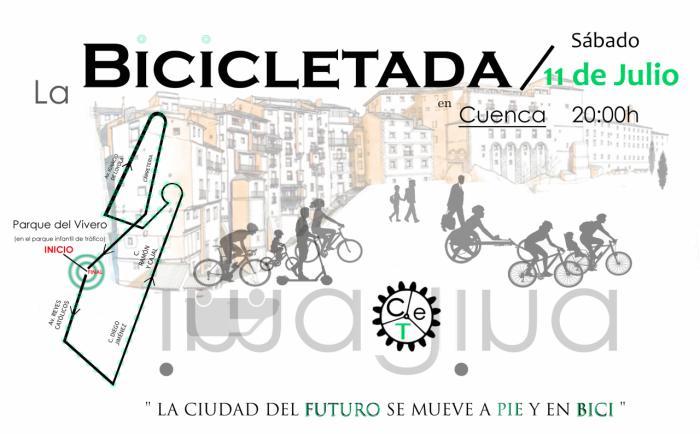"""""""Cuenca necesita verdadera voluntad política para implementar normas que fomenten el uso de la bicicleta y otros medios de movilidad personal que no contaminen'"""