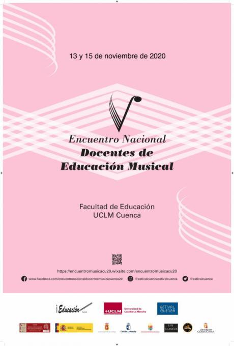 Aplazado el Encuentro Nacional de Docentes de Música de Cuenca