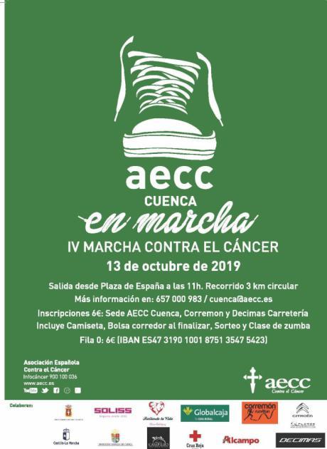 Nueva edición de la AECC en marcha en Cuenca
