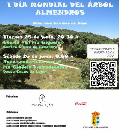 Vecinos de Almendros celebrarán mañana el I Día Mundial de Árbol