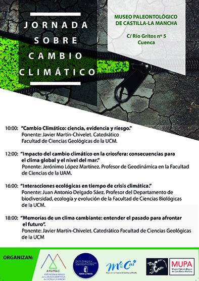 El MUPA acoge una jornada monográfica sobre cambio climático el próximo 12 de marzo