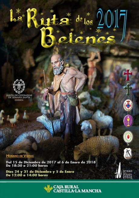 Este jueves a las 20 horas se inaugura en el Museo de Semana Santa la Ruta de los Belenes