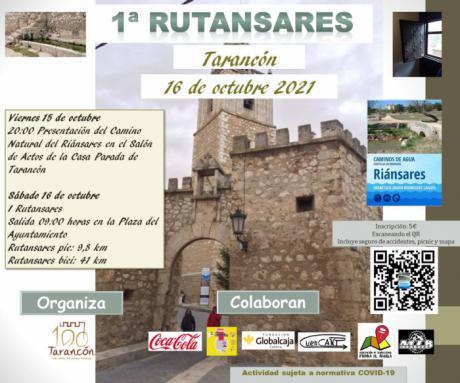"Todo listo para la primera edición de ""RUTANSARES"" en Tarancón"