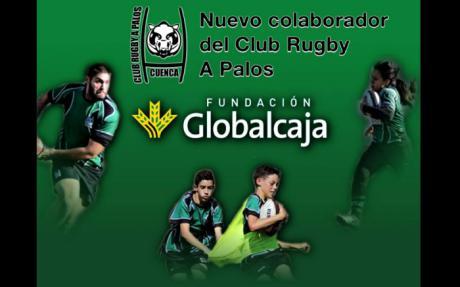 Globalcaja se suma al Club de Rugby 'A Palos' de Cuenca