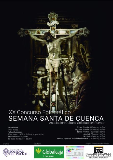 El Concurso de Fotografía de la Soledad del Puente cumple 20 años retratando el devenir de la Semana Santa