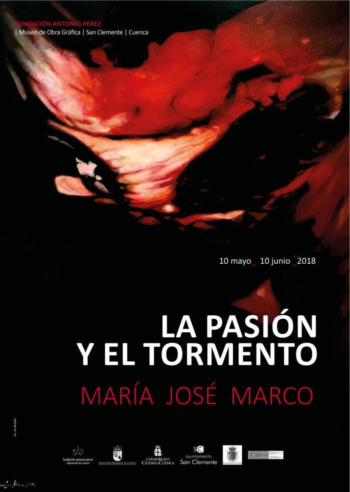 """La muestra """"La Pasión y el Tormento"""" llega al Museo de Obra Gráfica de San Clemente"""