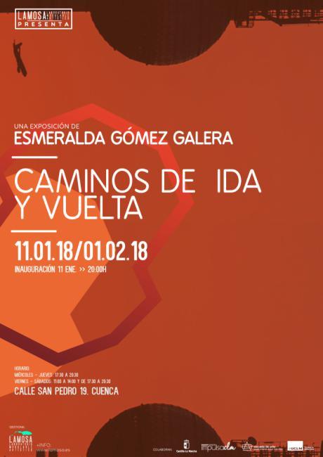 """La exposición """"Caminos de ida y vuelta"""" se inaugura este jueves en el Espacio Lamosa"""